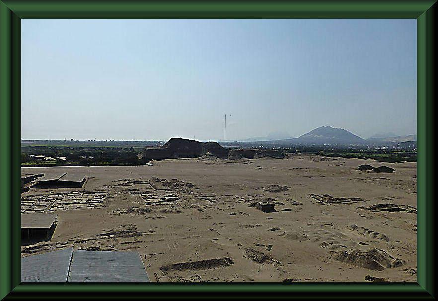 Trujillo - Huaca del Sol