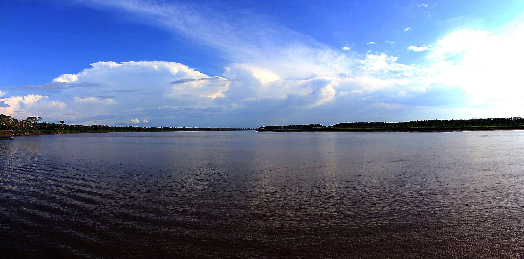 Río Ucayali, Peru