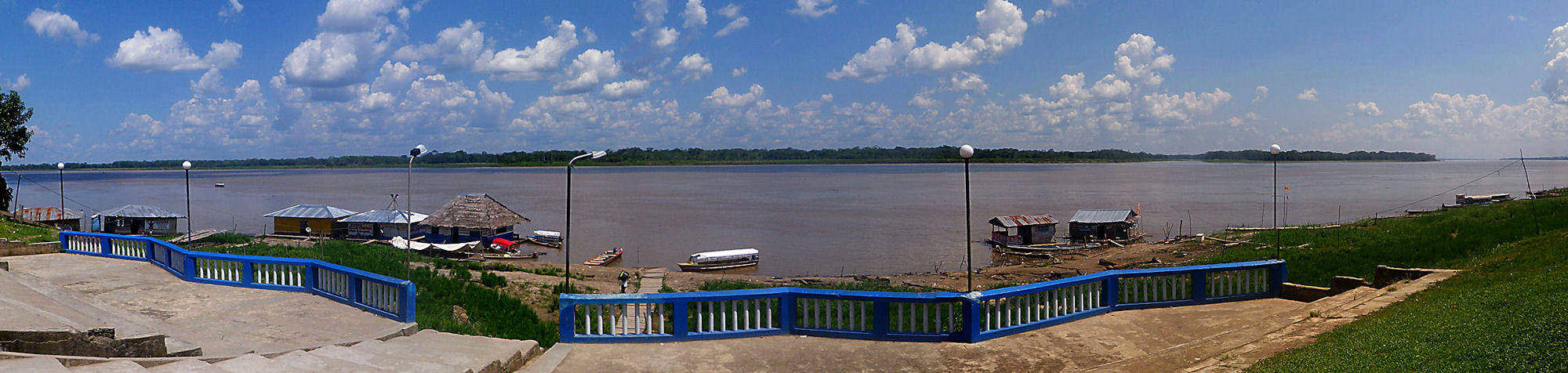 Amazonas bei Baradero