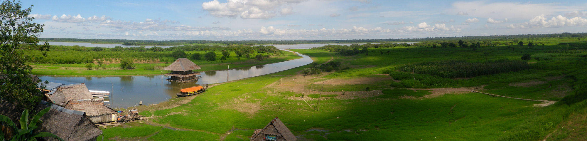 Iquitos - Río Itaya