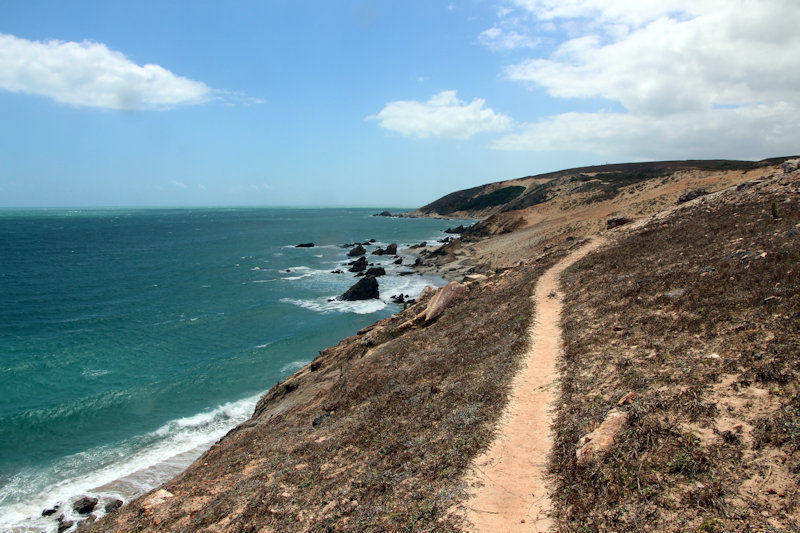Atlantikküste bei Jeri