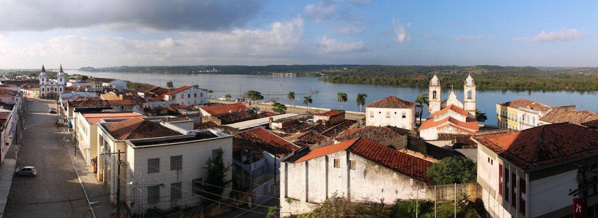 Rio São Francisco bei Penedo