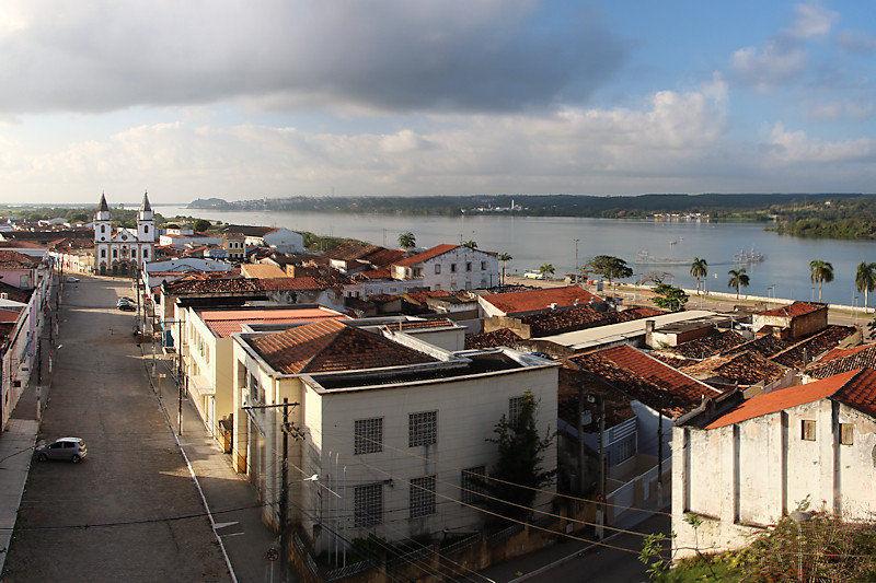 Penedo am Rio São Francisco