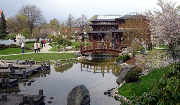 Bad Langensalza Japanischer Garten Südamerikafans