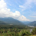 Tal des Río Pastaza