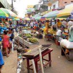 Markt in Coari