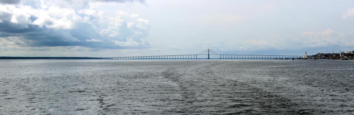 Rio Negro bei Manaus