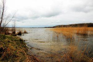 Borgwallsee bei Negast