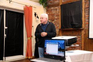 Dr. Peter Debold - Ende des Welstreffens Negast 2017
