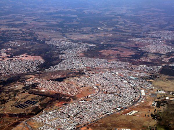 Santa Maria bei Brasilia