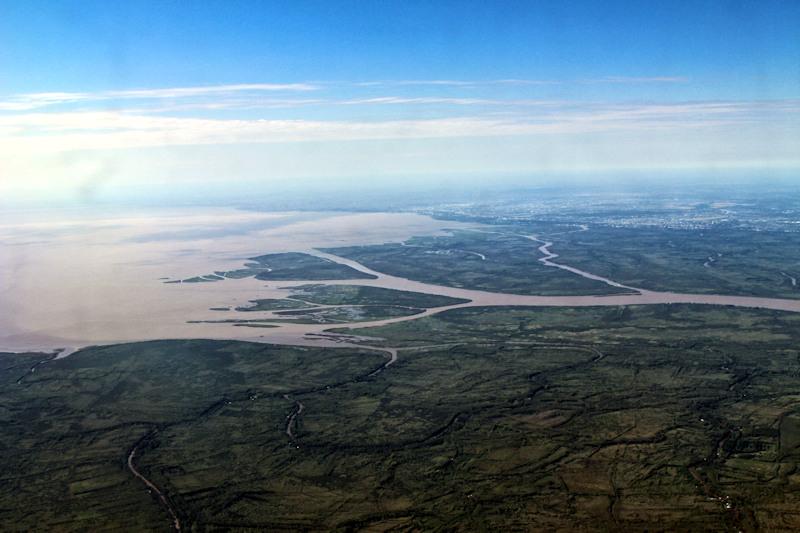 Río Parana-Delta (westlich)