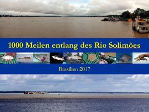 """Elko Kinlechner - """"1000 Meilen entlang des Rio Solimões"""""""