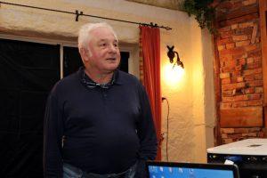 Dr. Peter Debold - Eröffnung des Welstreffen Negast 2018