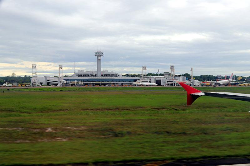Aeropuerto Internacional Silvio Pettirossi - Asunción