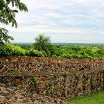 Fuerte San Carlos del río Apa - Blick nach Brasilien